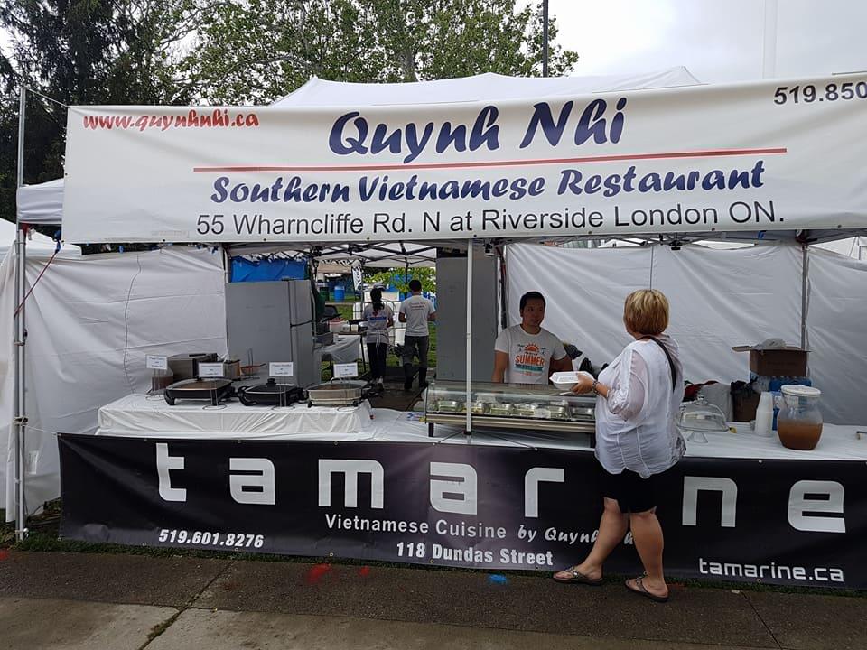 London International Food Festival Family Shows Canada